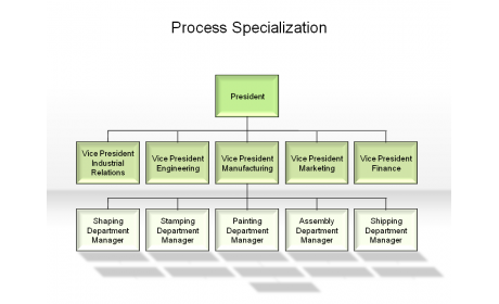 Process Specialization