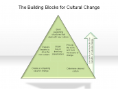 The Building Blocks for Cultural Change