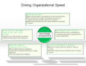Driving Organizational Speed
