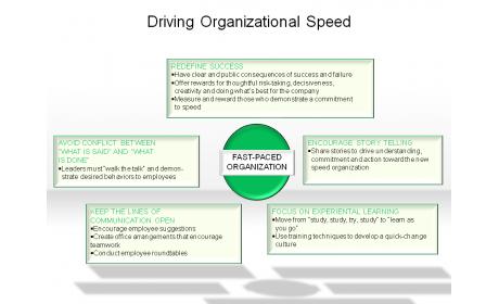 Driving Organizational Speed
