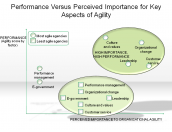 Performance Versus Perceived Importance for Key Aspects of Agility