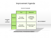 Improvement Agenda