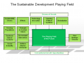 The Sustainable Development Playing Field
