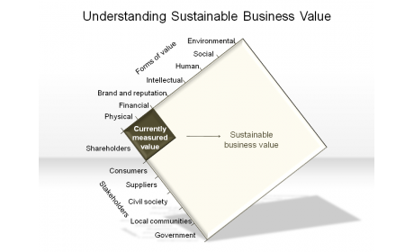 Understanding Sustainable Business Value