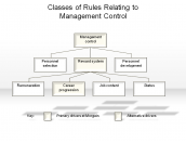 Classes of Rules Relating to Management Control