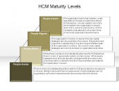 HCM Maturity Levels