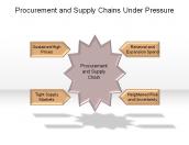Procurement and Supply Chains Under Pressure