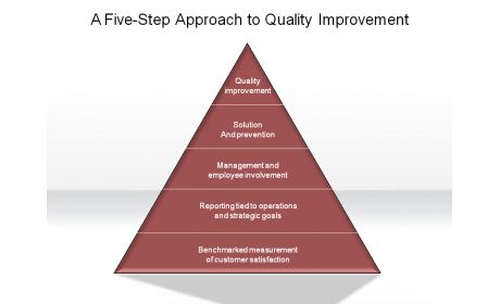 A Five-Step Approach to Quality Improvement