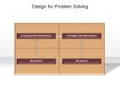 Design for Problem Solving
