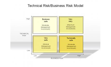 Technical Risk/Business Risk Model