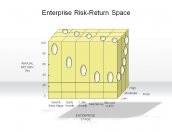Enterprise Risk-Return Space