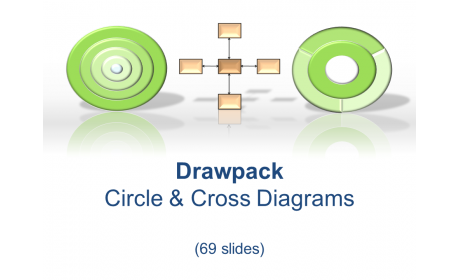 Drawpack Circle & Cross Diagrams