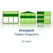 Drawpack Tables Diagrams
