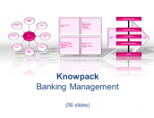 Banking Management - 56 diagrams in PDF