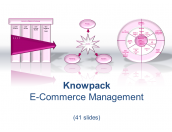 E-Commerce Management - 41 diagrams in PDF