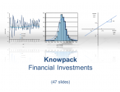Knowpack - Financial Investments