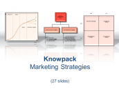 Marketing Strategies - 27 diagrams in PDF