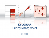 Knowpack - Pricing Management