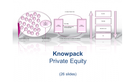 Private Equity - 26 diagrams in PDF