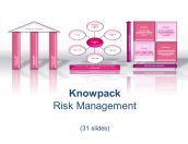 Risk Management - 31 diagrams in PDF