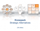 Strategic Alternatives - 36 diagrams in PDF