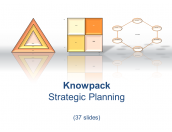 Strategic Planning - 37 diagrams in PDF